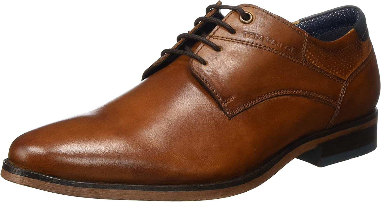Tom Tailor Men's Gorgeous Lace-up Ranking TOP9 Oxfords