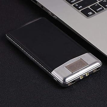 ETC KART 20000 mAh portátil Dual USB Externo batería de ...