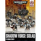 WH40k Shadow Force Solaq War Zone Damocles
