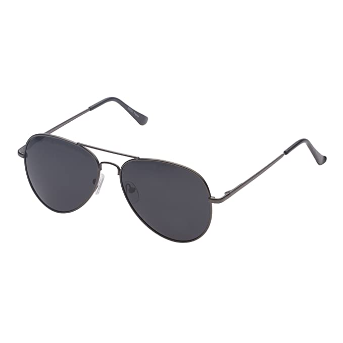 ceee41ef4b8 Vast Polarized Aviator Unisex Sunglasses (Polo8Z121