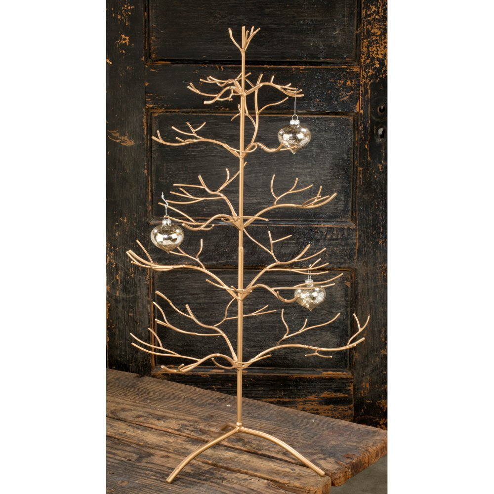 ADORABLE Decorations Metal Christmas Ornament Display ...