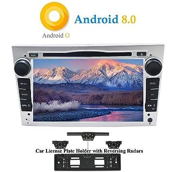"XISEDO Android 8.0 Autoradio 7"" Radio de Coche 8-Core RAM 4G ROM 32G"