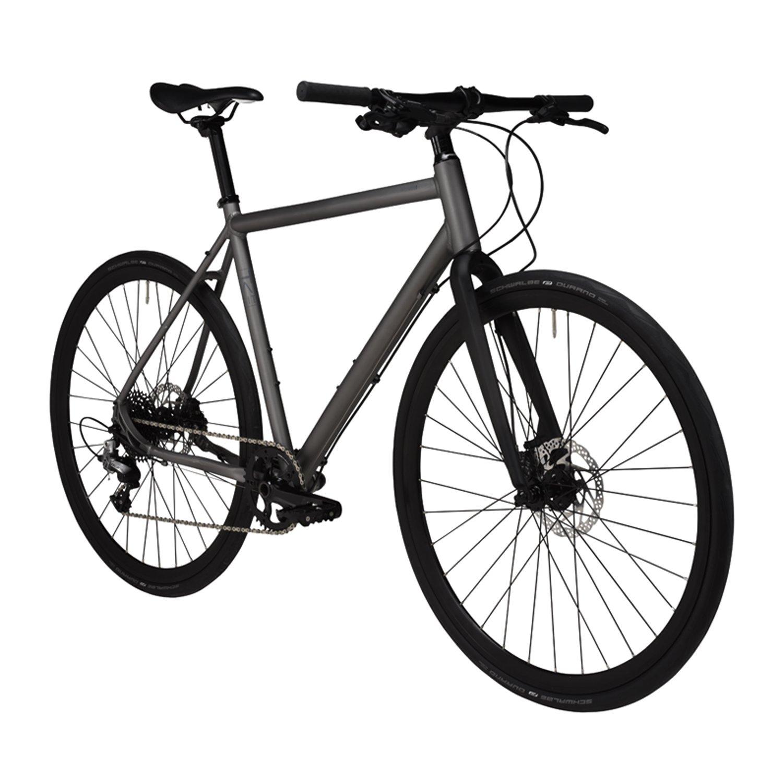Transit Weaver 1 Urban Bike – 2017パフォーマンスExclusive B07365CSLLグレー 60