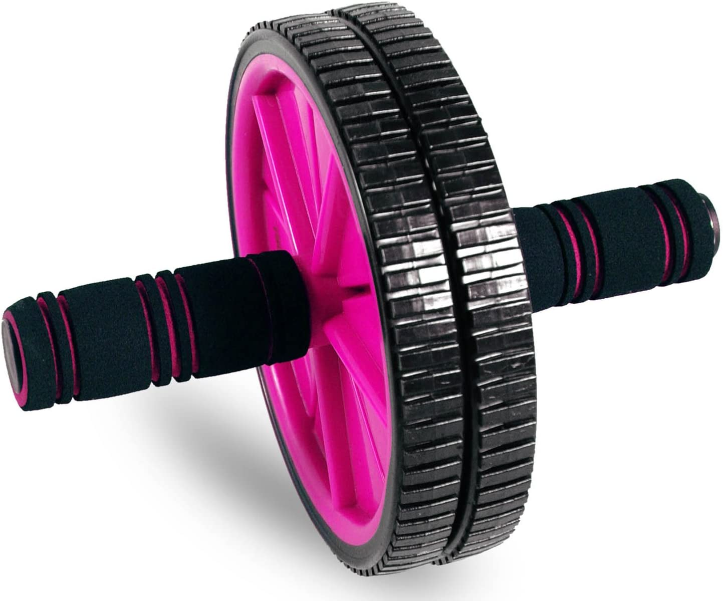 Tone Fitness Ab Roller Wheel for Abs Workout | Ab Roller | Exercise Equipment & Accessories