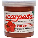 Scarpetta Cherry Tomato Sauce, 19.8 Ounce (Pack of 4)