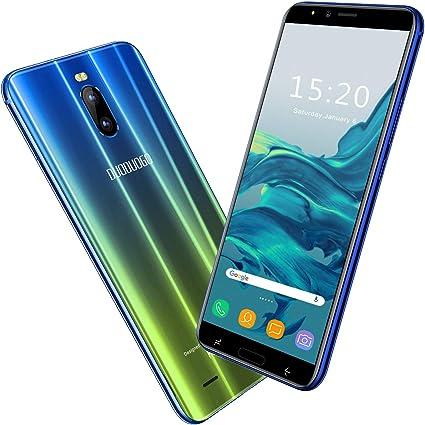 2020 Moviles Libres 4G, Teléfono Móvil de 6.0 Pulgadas 18:9 HD 3GB RAM 16GB ROM/64GB Android 8.1 Quad-Core Smartphone Libres 4800mAh Batería Dual SIM Dual Cámara 8MP Face ID(Oro): Amazon.es: Electrónica