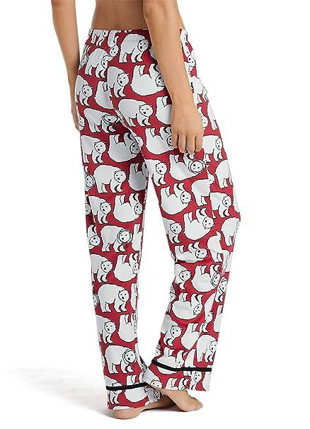 344a2a0605 Jockey Women s Sleepwear Snow Day Velour Pant at Amazon Women s Clothing  store