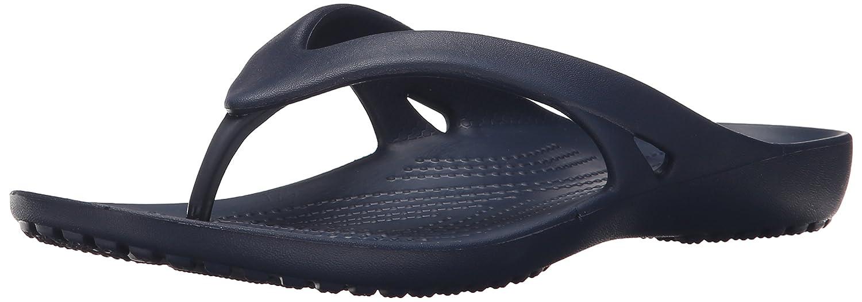 crocs Damen Kadee Ii Flip Women Zehentrenner  34/35 EU|Blau (Navy)
