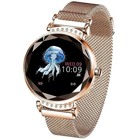 Amazon.com: Reloj inteligente para mujer de Pard: Pard