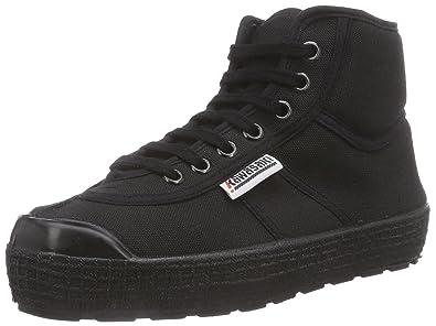Rainbow Basic Boot, Unisex-Erwachsene Hohe Sneakers, Schwarz (Black, 60), 36 EU Kawasaki