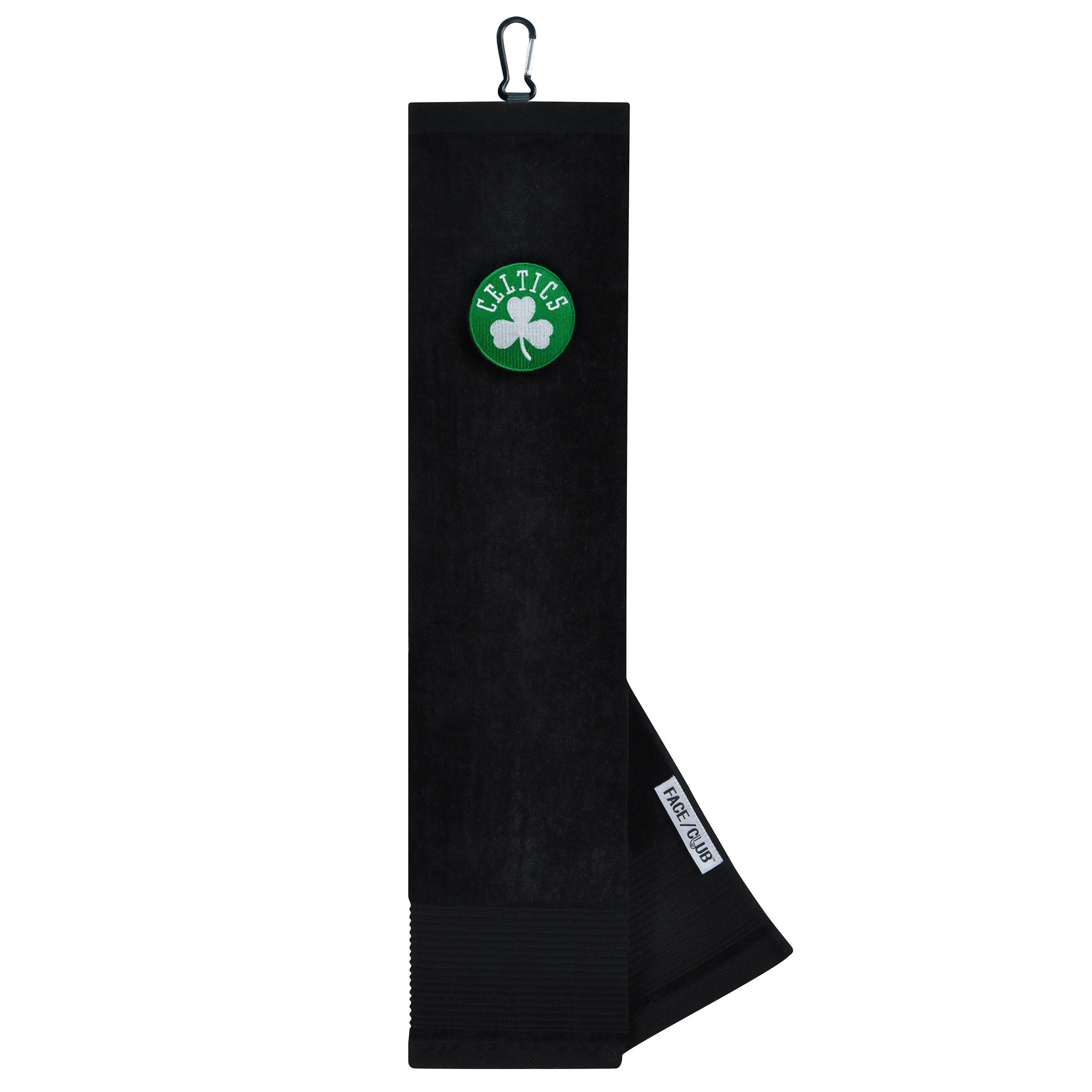 Team Effort NBA Boston Celtics Face/Club Tri-Fold Embroidered Towelface/Club Tri-Fold Embroidered Towel, NA