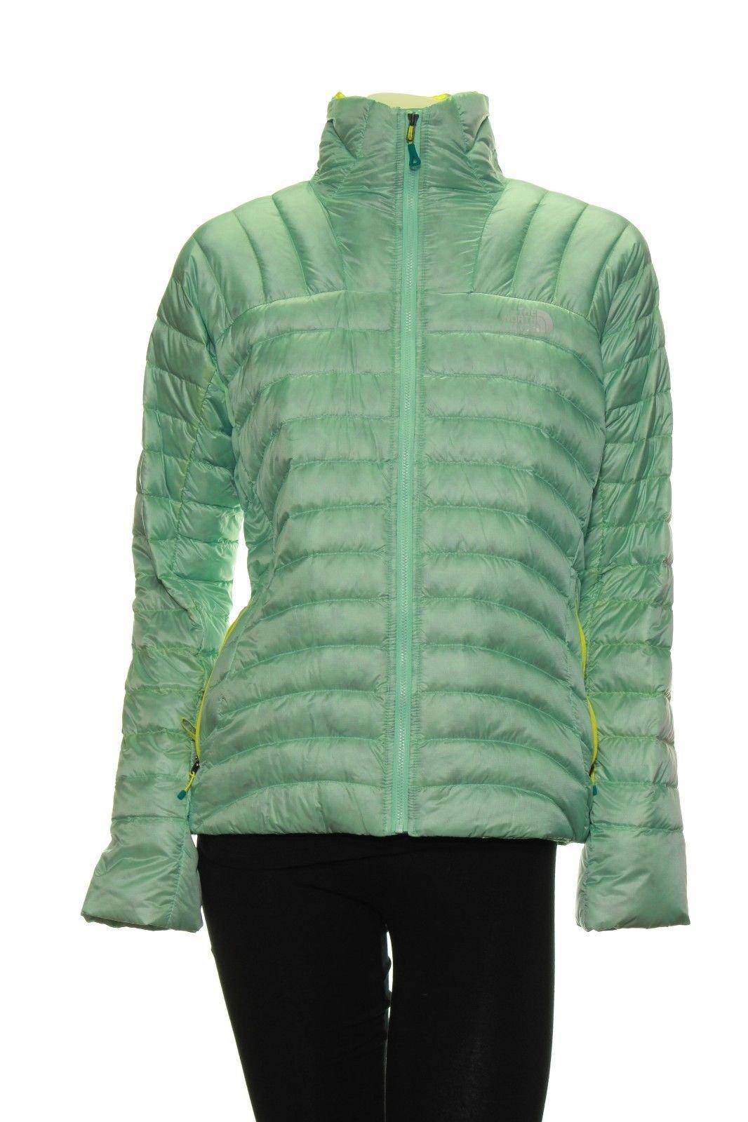 Women's The North Face Thunder Micro Jacket Medium Beach Glass Green