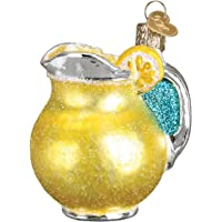 Old World Christmas Summer Drinks Glass Blown Ornaments for Christmas Tree Lemonade