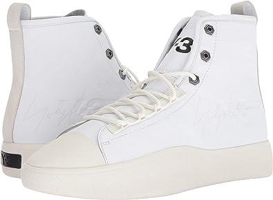 3b6355d7f adidas Y-3 by Yohji Yamamoto Unisex Y-3 Bashyo II Footwear White ...
