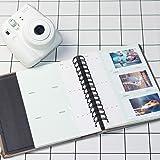Ablus 120 Pockets Mini Photo Album - Fits for