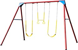 Top 7 Best Swing Sets For Older Kids Playing In Backyard (2020) 3