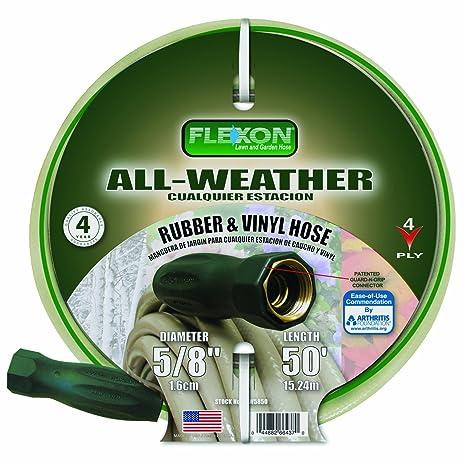 3c031173d45 Amazon.com  ABETTA Flexon All Weather Hose  Garden   Outdoor