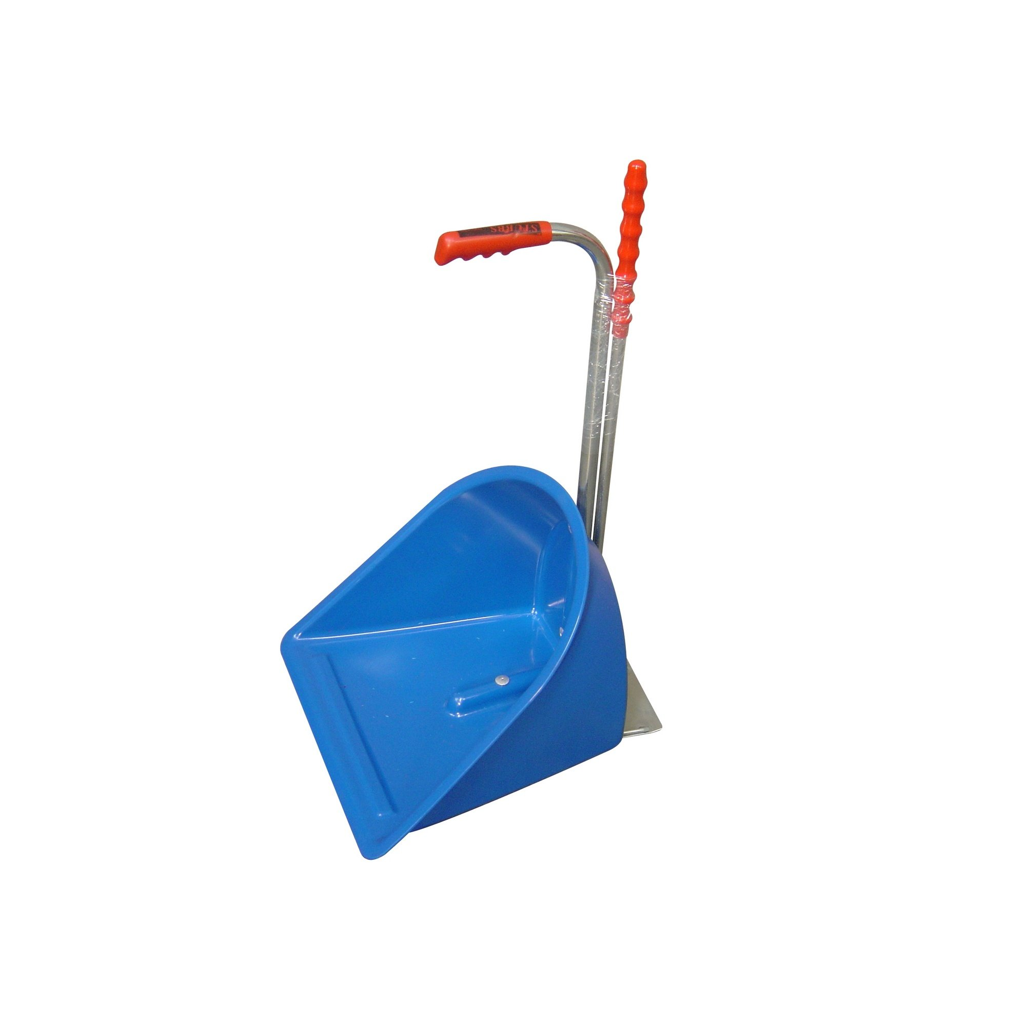Stubbs Stable Mate Manure Collector With Rake (One Size) (Blue)