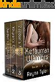 Ketaurran Warriors Box Set (Books 1-3): Sci-fi Alien Romance Series