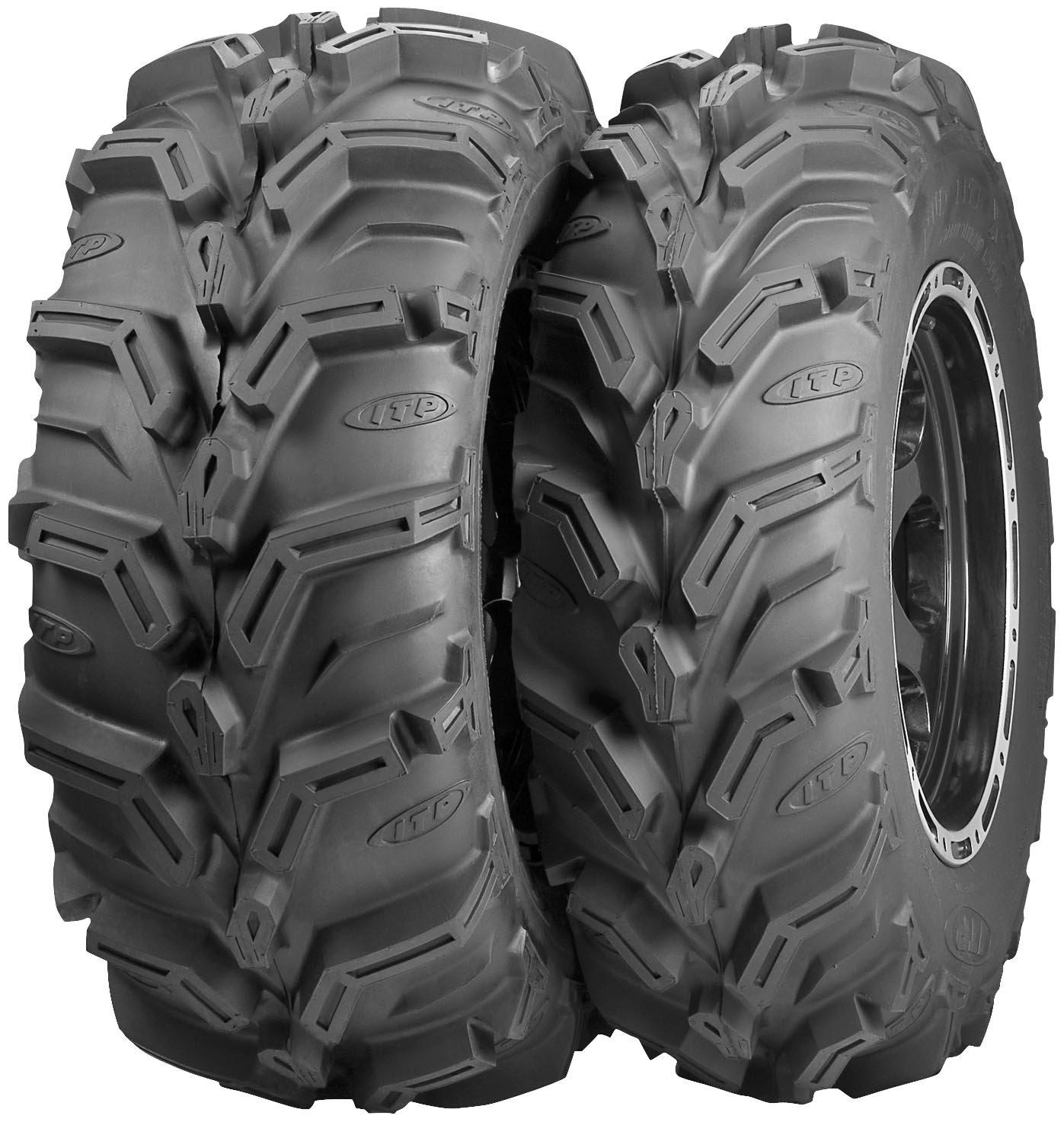 ITP Mudlite XTR 6 Ply 27-9R14 Radial ATV Tire