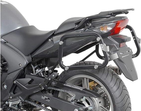 Sw Motech Evo Kofferträger Quick Lock Funktion Schwarz Für Honda Cbf 500 600 1000 Auto
