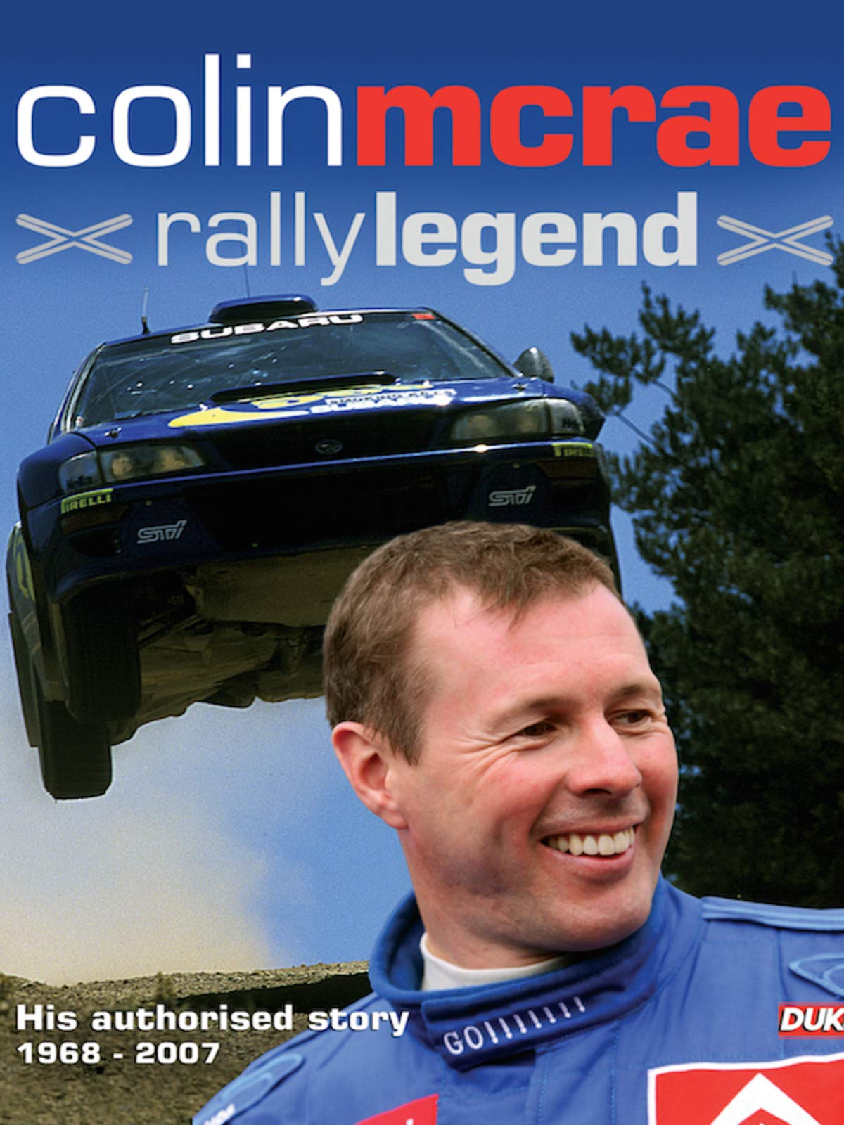 Colin McRae, Rally Legend on Amazon Prime Video UK