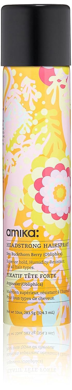 Amazon Com Amika Headstrong Hairspray 10 Oz Amika Luxury Beauty