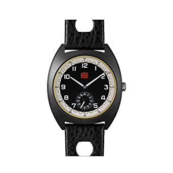 e4b98d7aa4ca7 Roue SSD One Watch with Seconds Sub dial, 1960s Racing Style, 41.5mm Sand