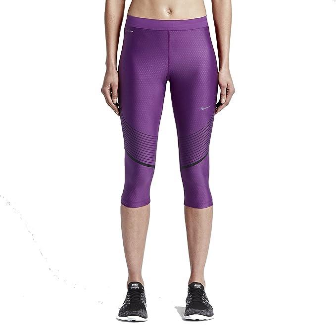 Nike Power Speed Womens Dri-FIT Running Capris Size XS