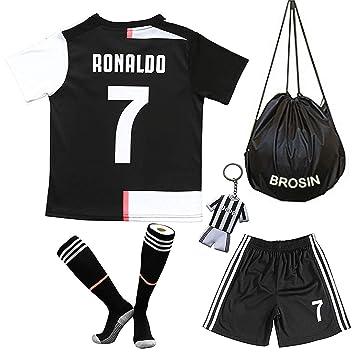 Brosin Camisetas Jersey de fútbol Traje de Entrenamiento de ...