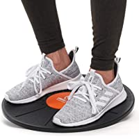 URBNFit Balance Board - Core Trainer - Increase Stability, Strength and Flexibility - Ballet and Dance Trainer