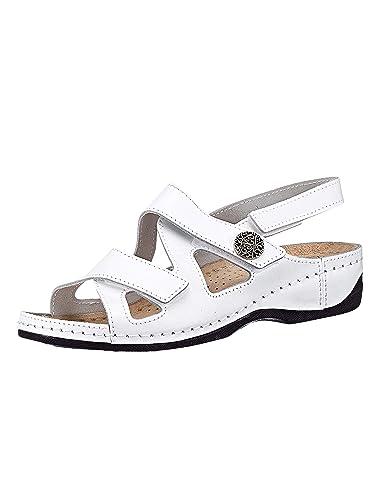 Vamos Damen Sandale: : Schuhe & Handtaschen