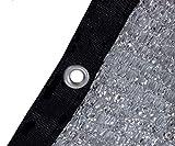 soclerg 70% Aluminet Shade Cloth 6.5 ft x 10