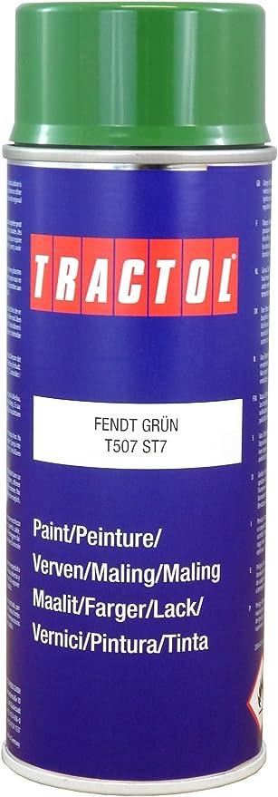 Tractol Fendt Grün Spray Lack Schlepperlack Traktoren 400 Ml Auto