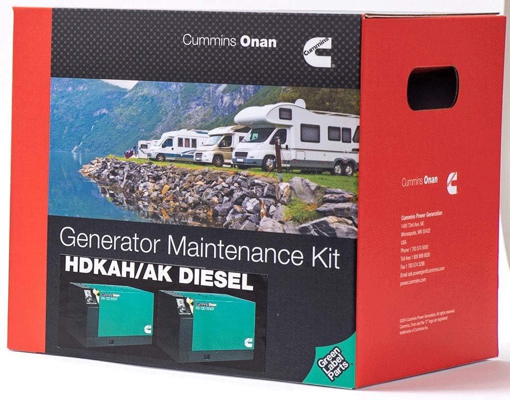 Onan Genuine RV Generator Maintenance Kit A060Z227