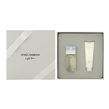 Dolce & Gabbana Light Blue Gift Set Female EDT 25 ml and Body ...