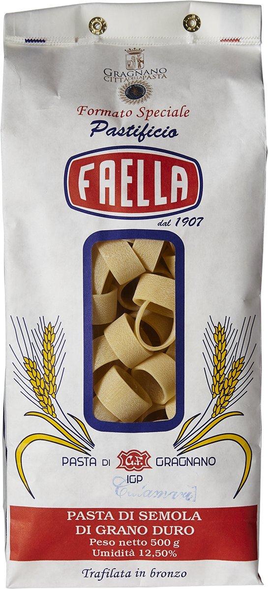 Faella Calamari Pasta - IGP Gragnano - 1.1 lb by Pastificio Faella