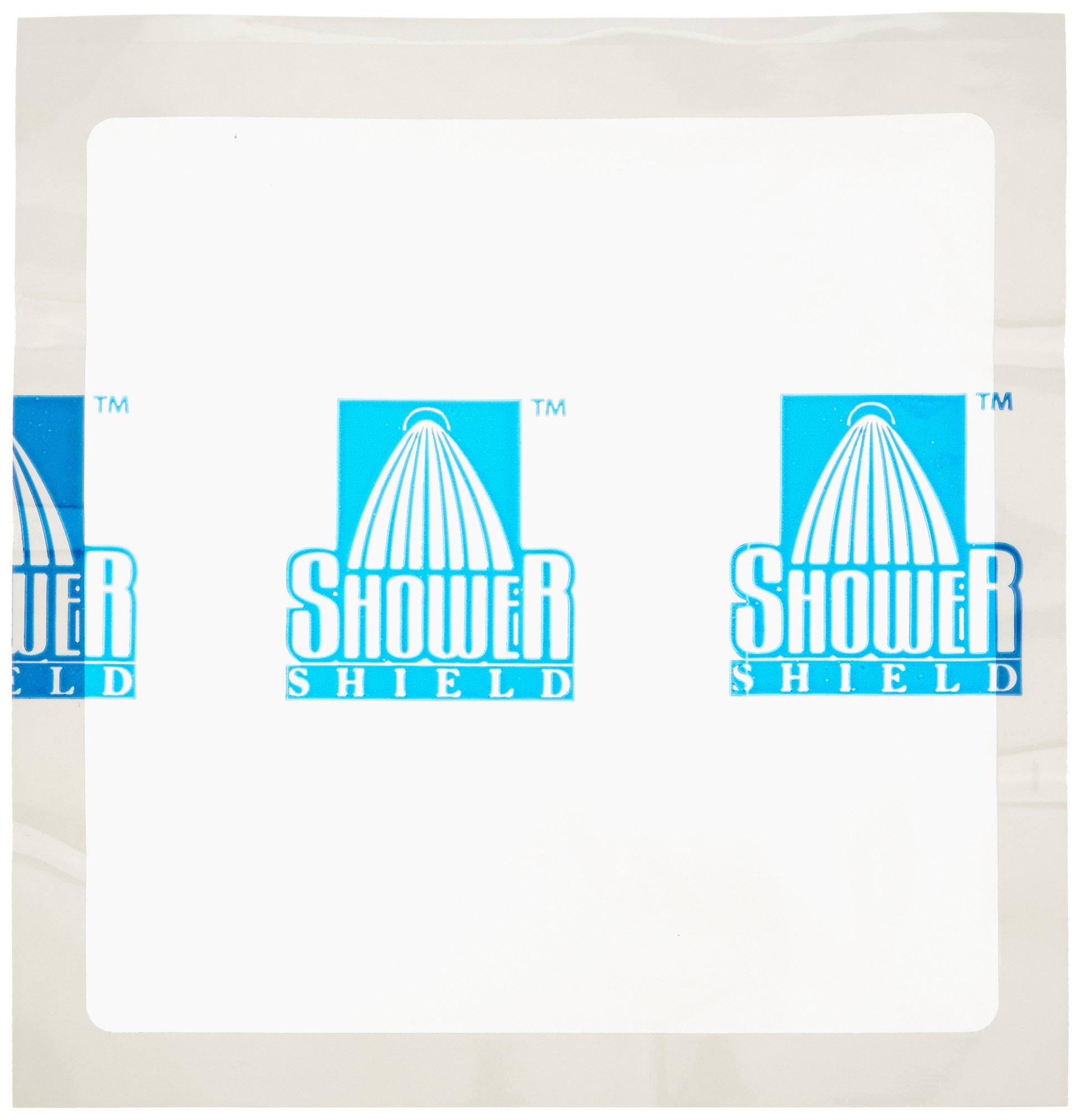 Amazon shower shield 10x12 inch picc line shower cover shower shield 9 x 9 ss99 picc line cover moisture barrier sciox Choice Image
