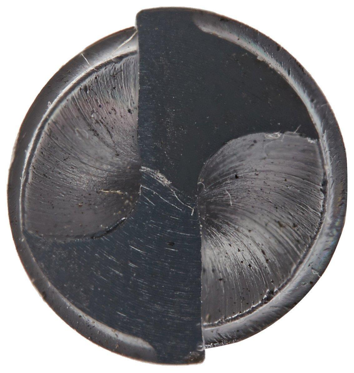Drill America #53 High Speed Steel Black Oxide Drill Bit DWDN Series Pack of 12
