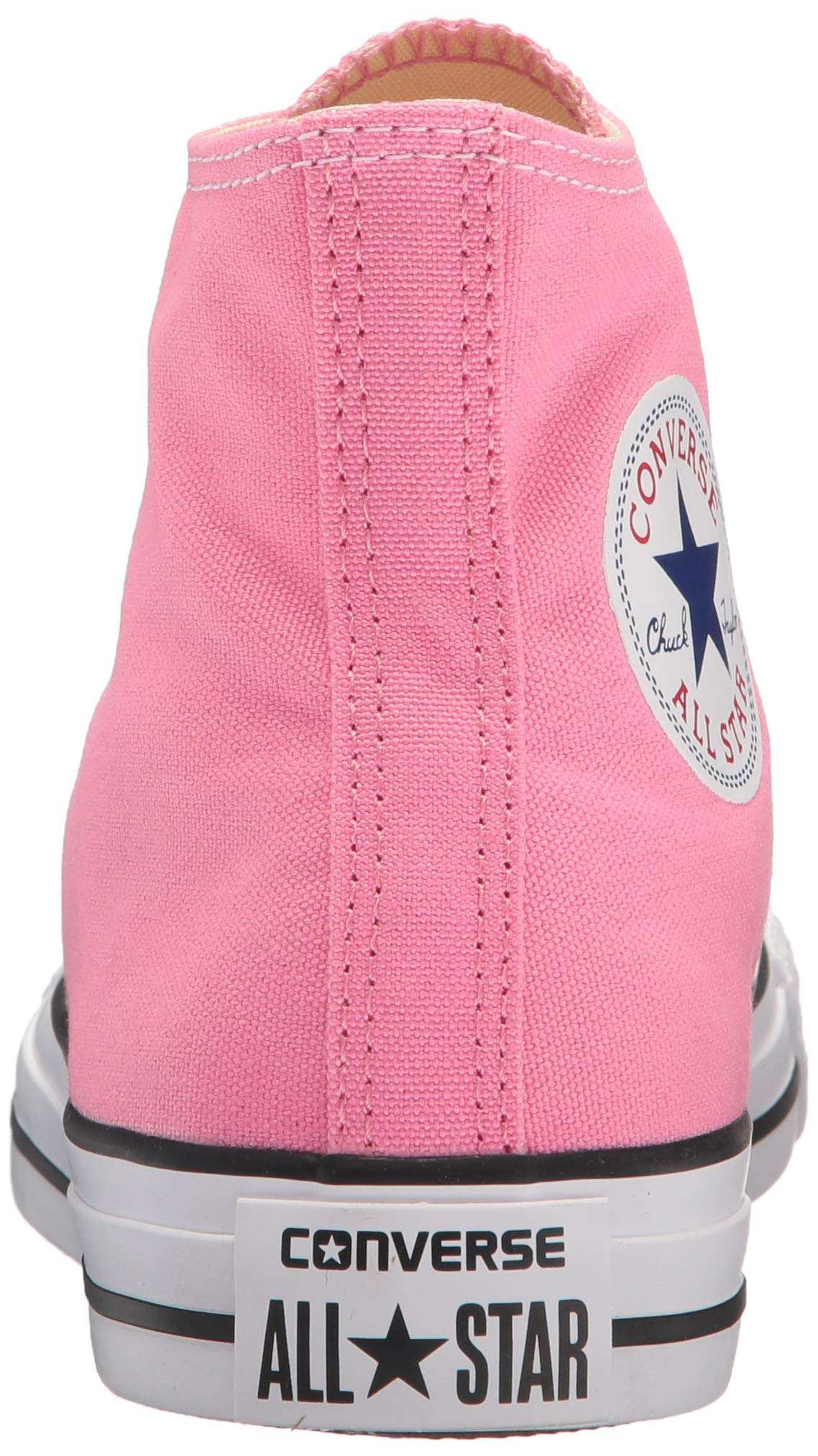 Chuck Taylor All Star Canvas High Top, Pink, 4 M US by Converse (Image #2)