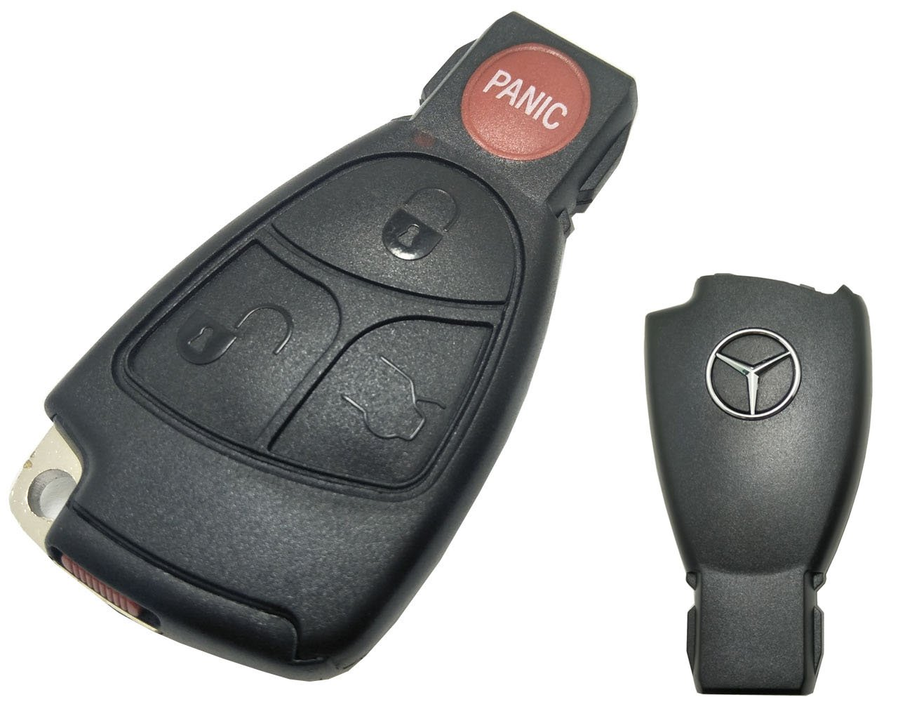 Replacement for Mercedes-Benz IYZ3312 Keyless Entry Remote Car Key Fob Control,FCCID:IYZ3312,by AUTOKEYMAX SINGLE