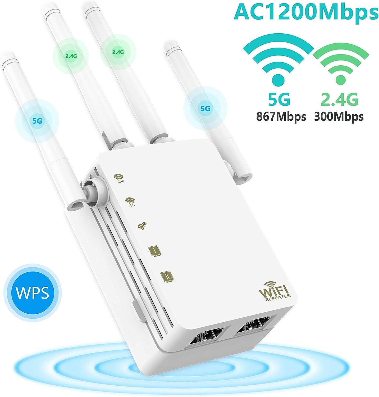 WiFi Extenders Signal Range Booster