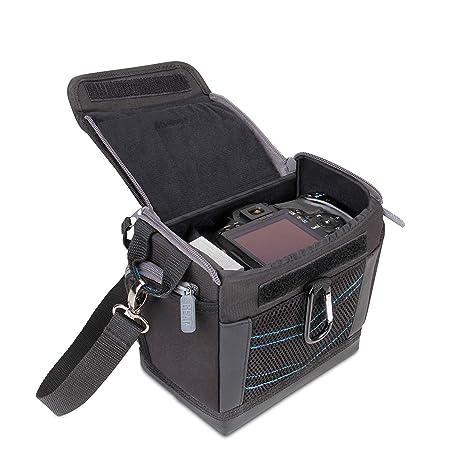 Funda Bolsa Protectora para Cámara Reflex y Cámaras DSLR por USA GEAR como Nikon D3300 D750 D5300 D5500 Canon EOS 750D 700D 1300D 1200D 6D y para ...