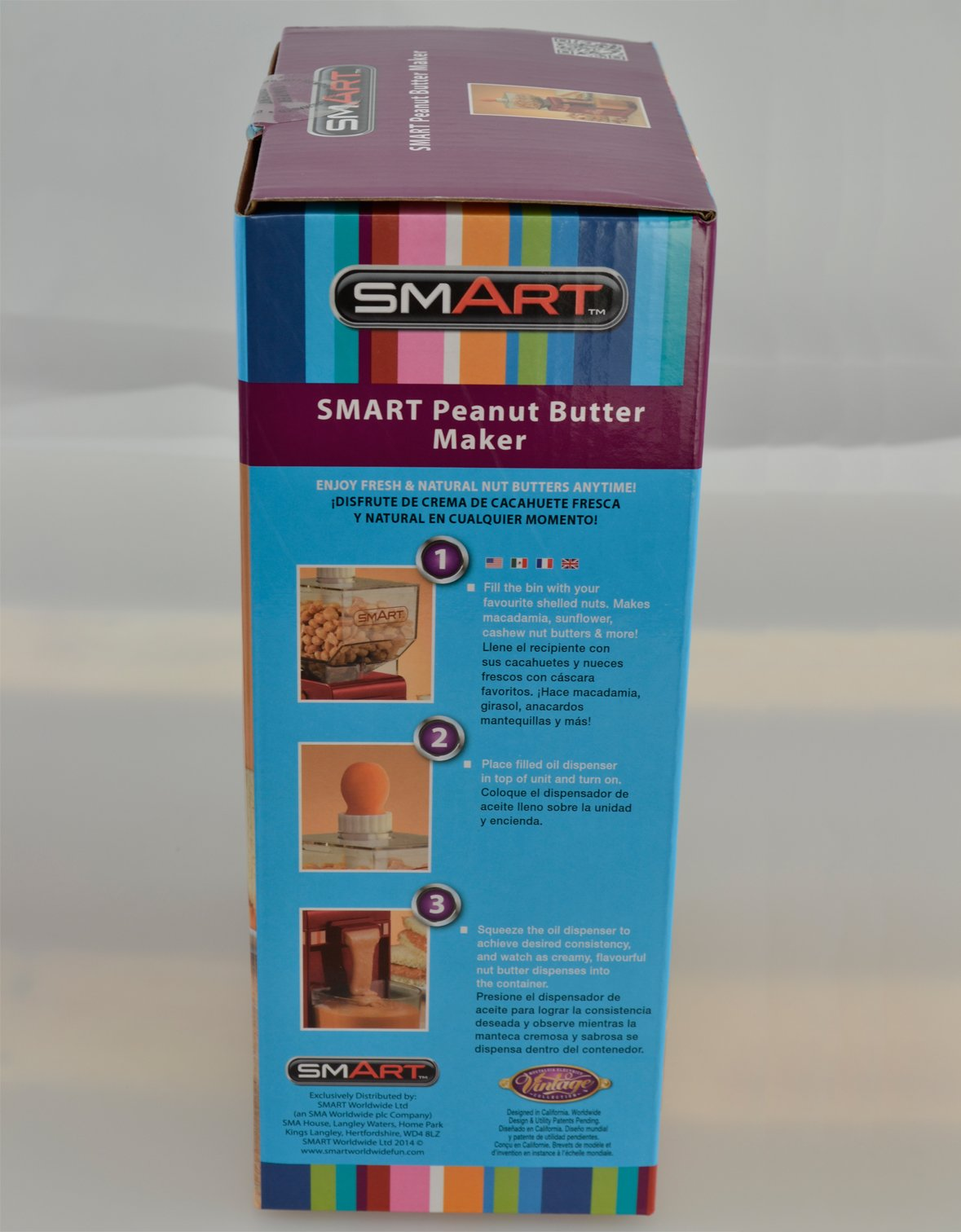 Peanut Butter Maker by EMG East, Inc. -Dropship (Image #5)