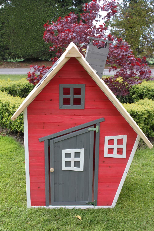Childrens Outdoor Wooden Garden Wendy Play House