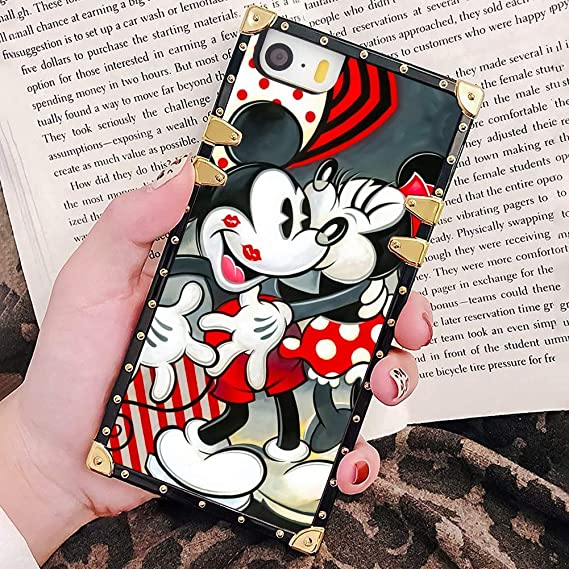 check out 05a5b 9b6b7 Amazon.com: DISNEY COLLECTION Phone Case Compatible iPhone 5, iPhone ...