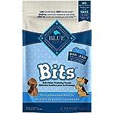 Blue Buffalo Blue Bits Natural Soft-Moist Training Dog Treats, Chicken Recipe 113g Bag