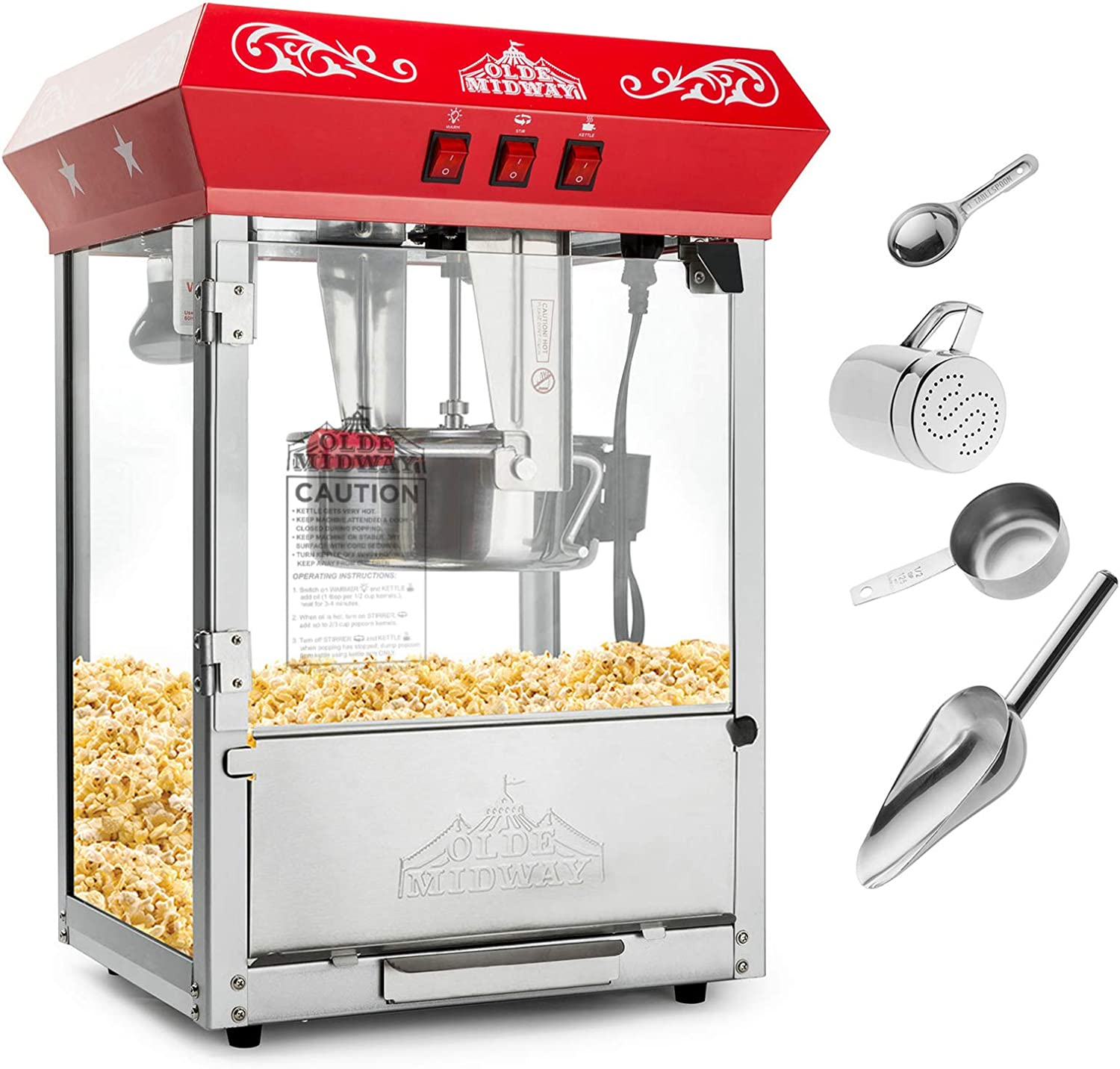 Best Home Theater Popcorn Machines - Home Appliances