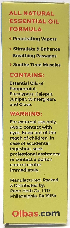 Olbas Oil - Das Öl für Aromatherapien
