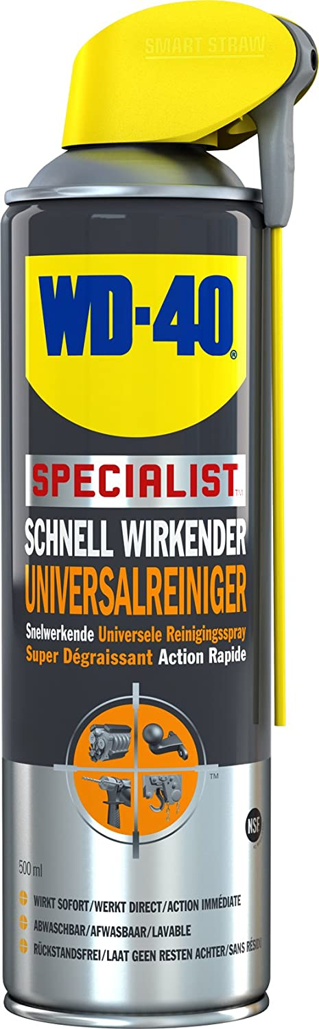 WD-40 1810034 Specialist Universal Cleaning Spray 500 ml